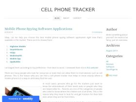 cellphonetracker.weebly.com