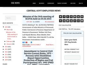 centralgovernmentemployeesnews.blogspot.com