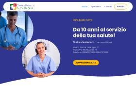 centromedicocastagna.it