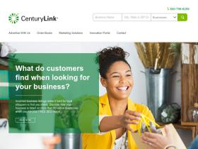 centurylinkyellowpages.com