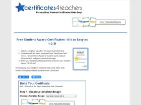certificates4teachers.com