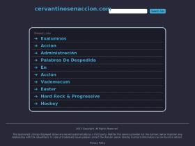 cervantinosenaccion.com