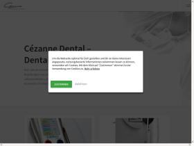 cezanne-dental.de