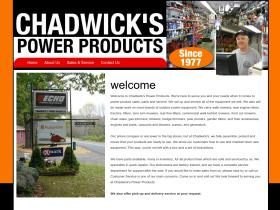chadwickspowerproducts.com