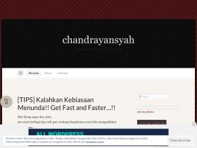 chandrayansyah.wordpress.com