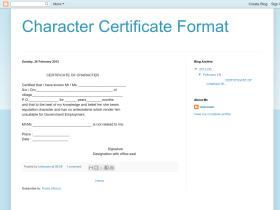 charactercertificateforgovtjob.blogspot.in