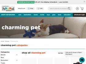 charmingpetproducts.com
