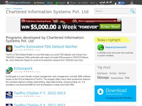 chartered-information-systems-pvt-ltd1.software.informer.com
