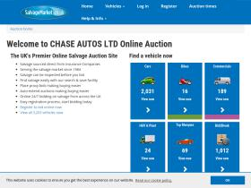 chaseautos.salvagemarket.co.uk