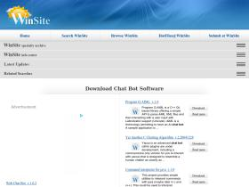 chat-bot.winsite.com
