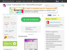 chat-translator-for-yahoomessenger.software.informer.com
