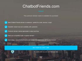 chatbotfriends.com