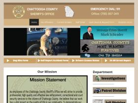 chattoogasheriff.com