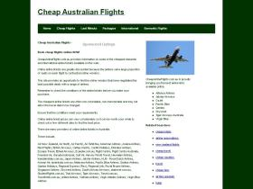 cheapaustralianflights.com.au