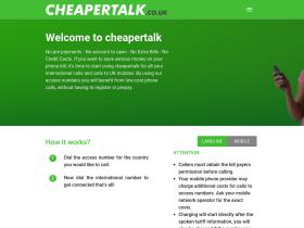 cheapertalk.co.uk