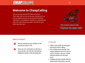 cheapestcalls.co.uk