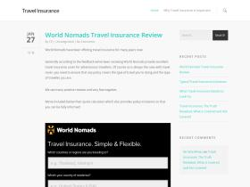 cheaptravelinsurances.org