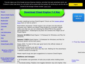 cheatengine.org