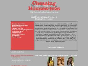 cheatinghousewives.us