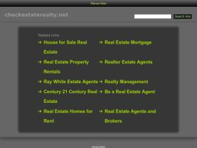 checkestaterealty.net
