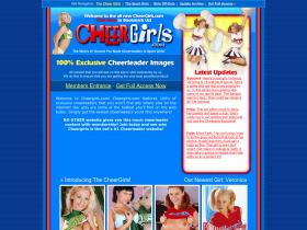 cheergirls.com