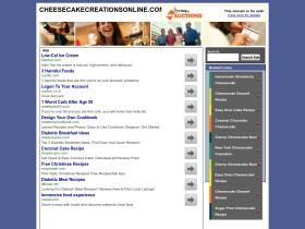 cheesecakecreationsonline.com