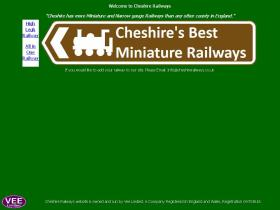 cheshirerailways.co.uk