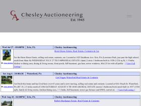 chesleyauctioneering.com