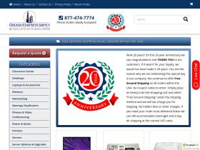 chicagocomputersupply.com