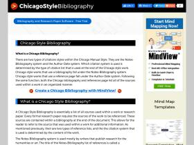 chicago style referencing generator