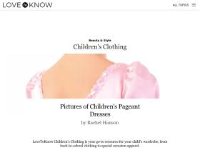 childrens-clothing.lovetoknow.com