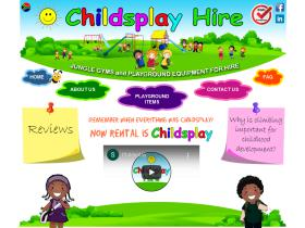childsplayhire.co.za