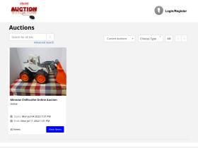 chillicotheonlineauction.com