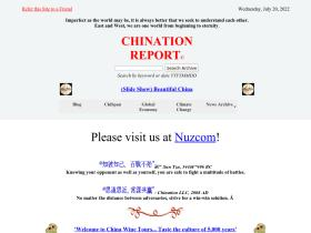 chinationreport.com