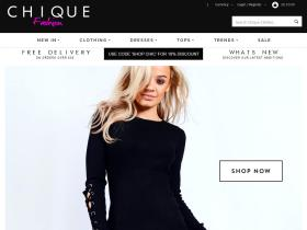 chiqueclothes.co.uk