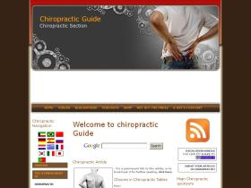 chiropractic.backpainphysicaltherapy.org