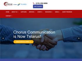 choruscommunications.com