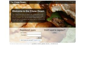 chow-down.appspot.com
