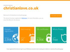christianlove.co.uk