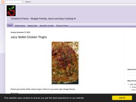christinespantry.blogspot.com