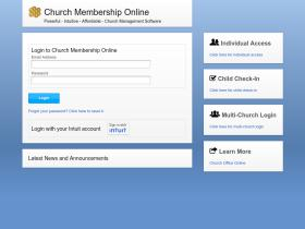 churchmembershiponline.com