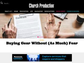 churchproduction.com