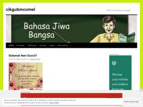 cikgubmcomel.wordpress.com