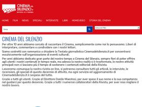 cinemadelsilenzio.it