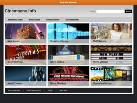 cinemaone.info