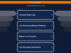 cinemechanica.com