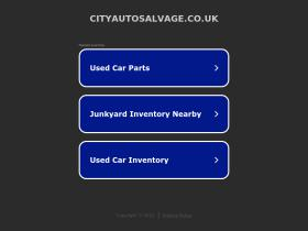 cityautosalvage.co.uk