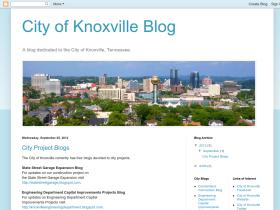 cityofknoxville.blogspot.com