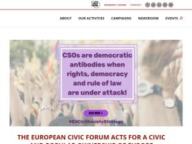 civic-forum.eu