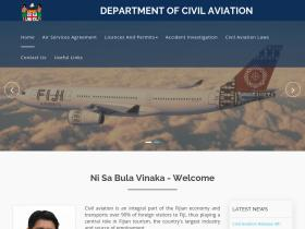civilaviation.gov.fj